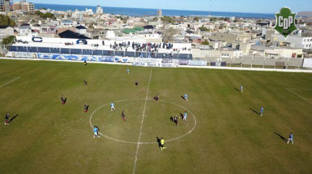 estadio Jorge Newbery Comodoro