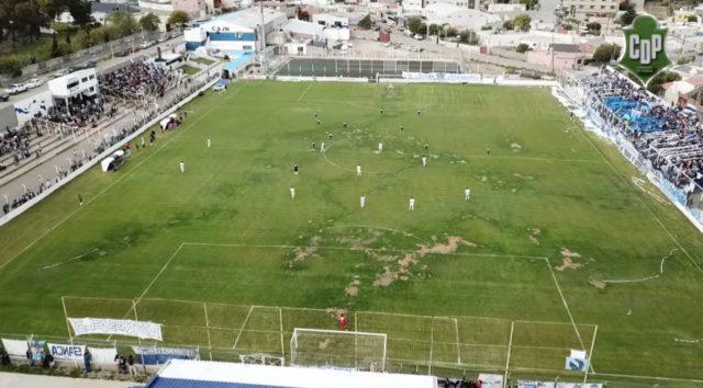 cancha Newbery Comodoro Rivadavia