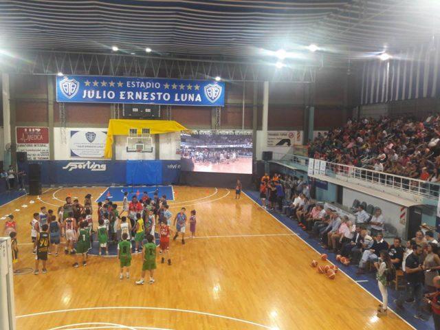 estadio Julio Ernesto Luna Tucuman