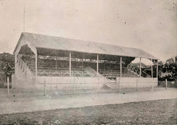 primeros estadios del fútbol argentino Ferro Carril Oeste