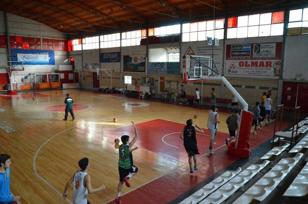 Estadio Cubierto Independiente Neuquén