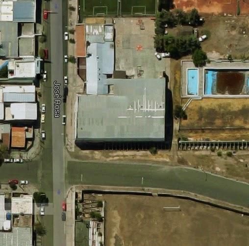 Independiente Neuquén basquet map