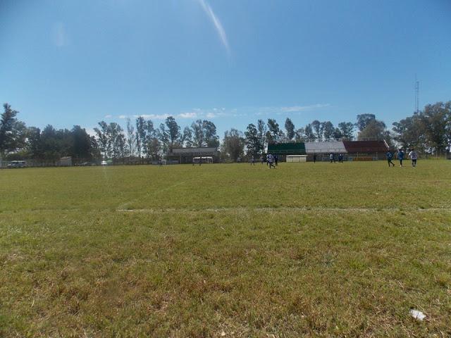 Estadio de Italiano FC de San Genaro platea