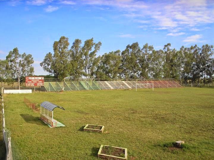 Estadio de Italiano FC de San Genaro tribuna