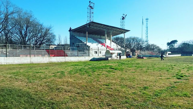 Estadio Municipal de Luján5