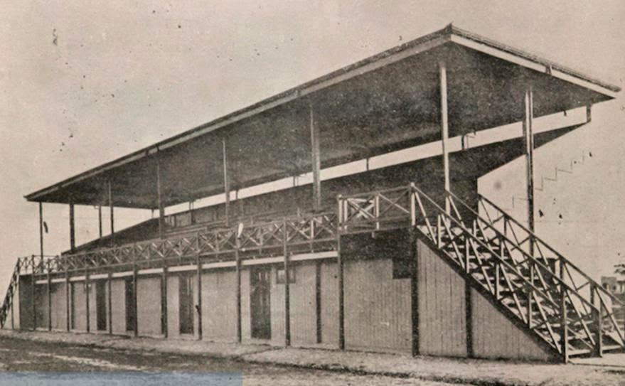primeros estadios del fútbol argentino