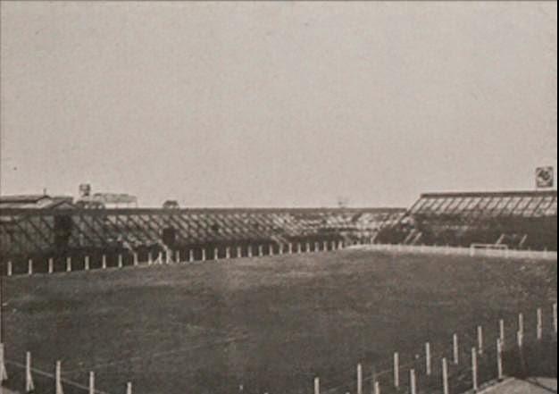 primeros estadios del fútbol argentino Racing Club2