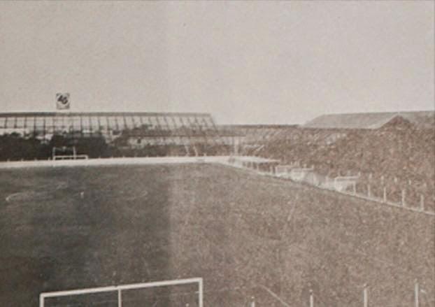 primeros estadios del fútbol argentino Racing Club