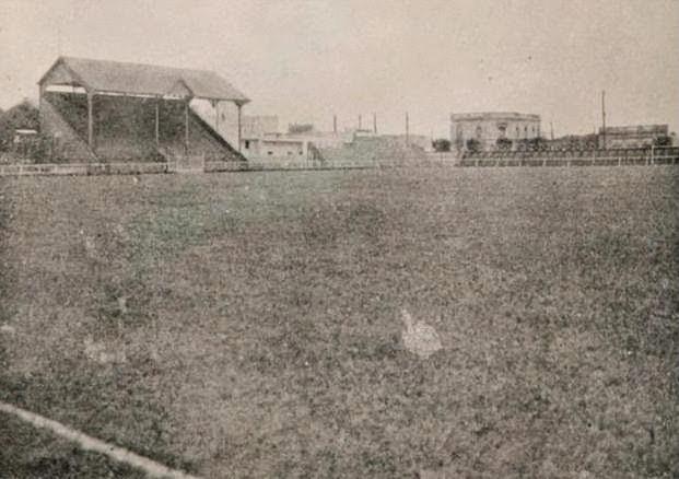 primeros estadios del fútbol argentino San Lorenzo
