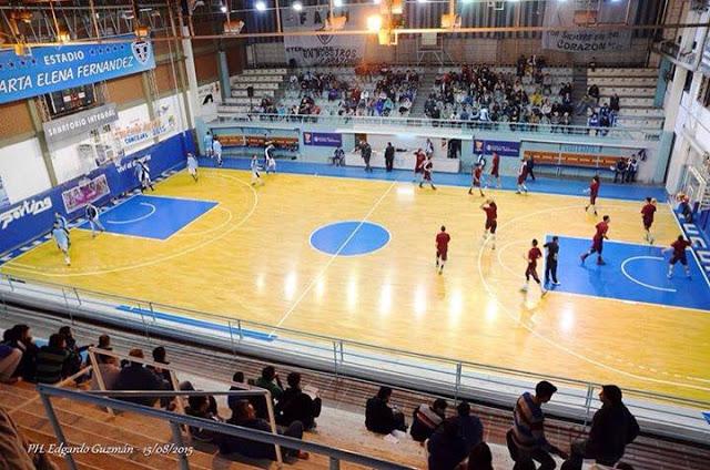 Estadio Cubierto de Tucumán BB1