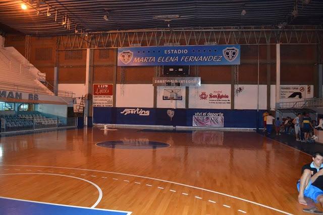 Estadio Cubierto de Tucumán BB2
