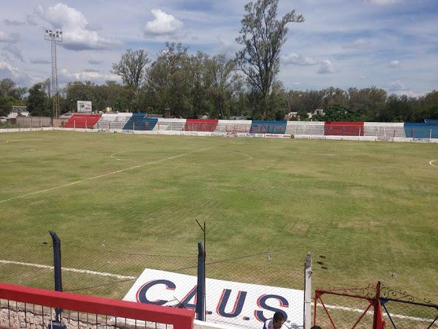 cancha Unión Santiago tribuna1