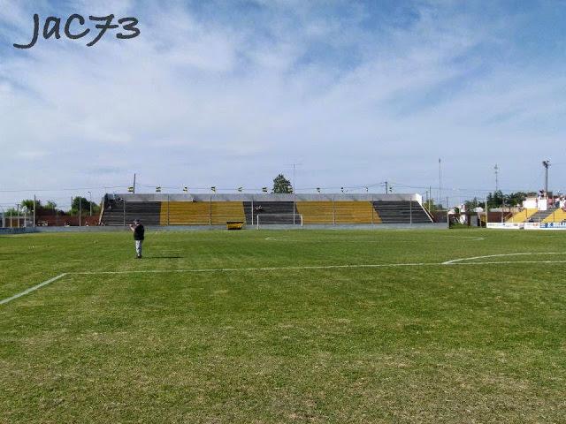 Argentinos 25 de Mayo tribuna