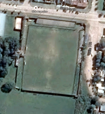 Argentinos 25 de Mayo google map