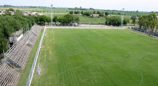 Atlético Empalme vista aerea