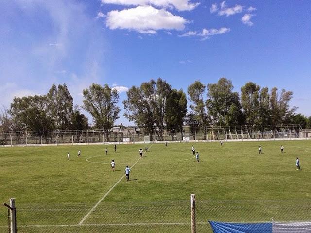 cancha Atlético Empalme tribuna lateral