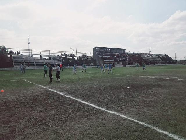 Estadio La Florida Tucumán tribuna