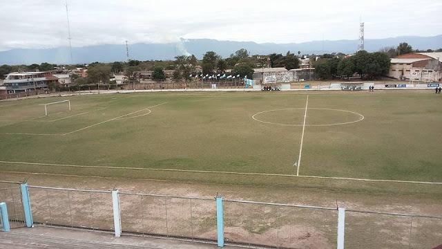 Estadio Fortín del Barrio Belgrano