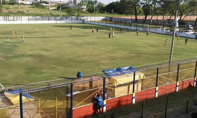 estadio Pedro Biolchi Barranqueras