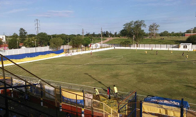 estadio Don Orione AC