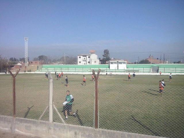 Estadio de la Liga Salteña tribuna3