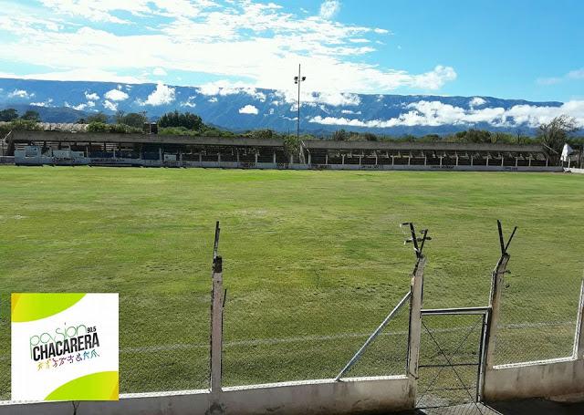 cancha Primo Prevedello Valle Viejo