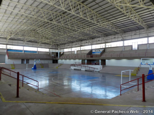 estadio UTN Pacheco