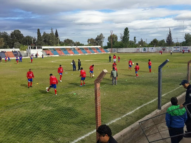 Estadio de Independiente Villa Obrera de San Juan1