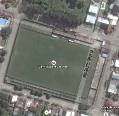 Leandro N. Alem google map
