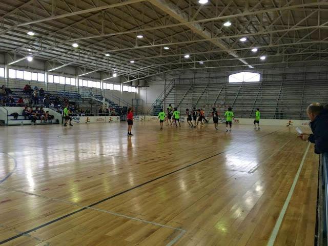 Estadio Cerrado Municipal de Cipolletti1