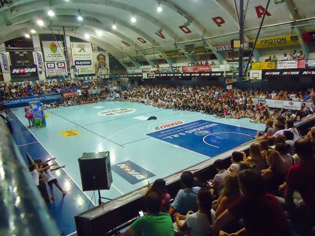 Estadio Cubierto de Sport Club Cañadense