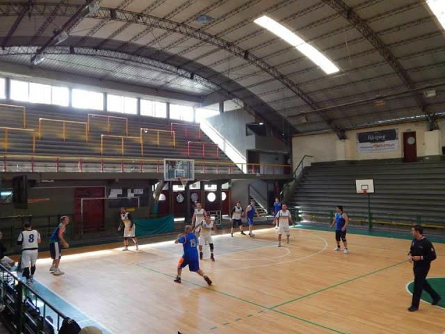 Estadio Cubierto de Sportivo America de Rosario