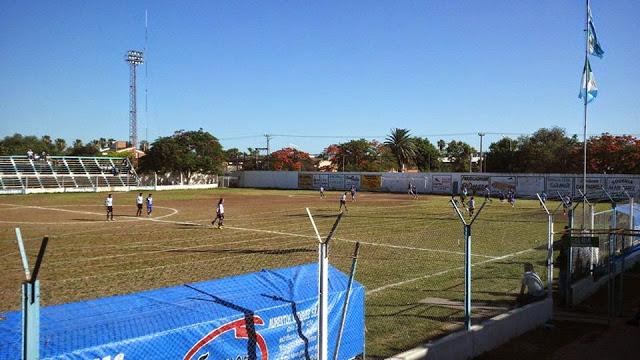 Estadio de Sportivo de Saenz Peña2