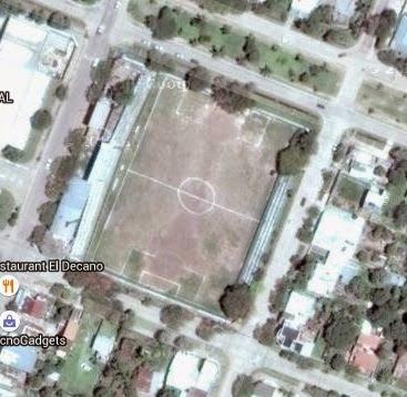 Estadio de Sportivo de Saenz Peña google map