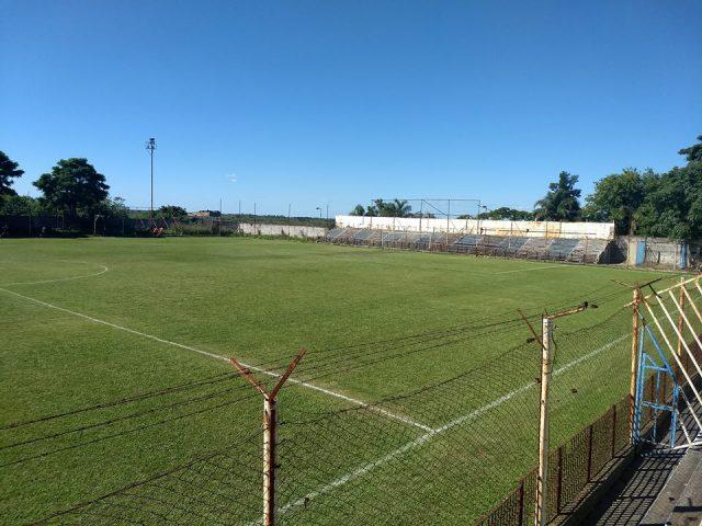 tribuna cancha Belgrano