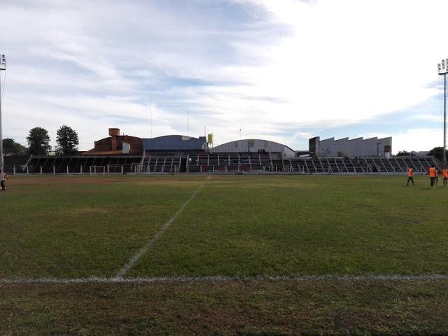 estadio Jorge Gibson Brown tribuna