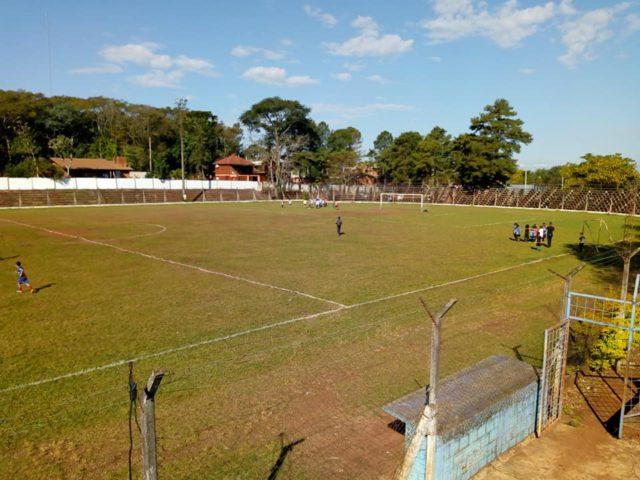 cancha Sportivo Eldorado Misiones