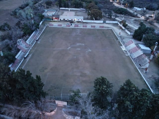 estadio Alcides Mopty Andalgala