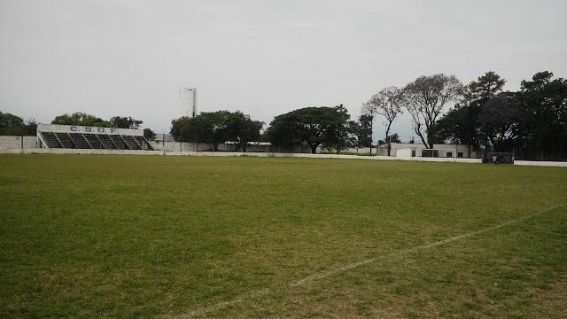 Estadio Fontana Chaco tribuna