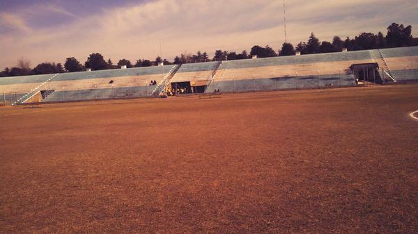 Estadio de Embalse tribuna1