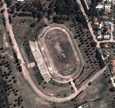 Estadio olimpico Embalse google map