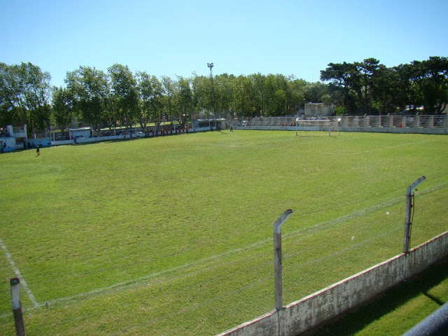 Estadio Municipal de General Madariaga tribuna