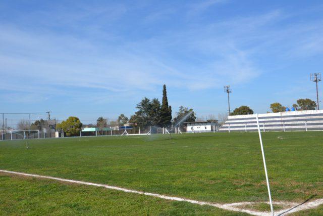 Estadio José Antonio Barbieri