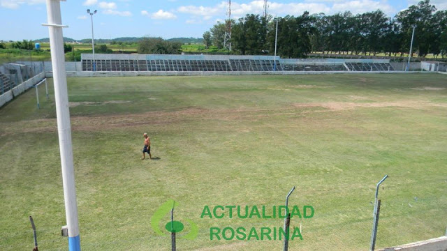Estadio Rosario Frontera tribuna lateral