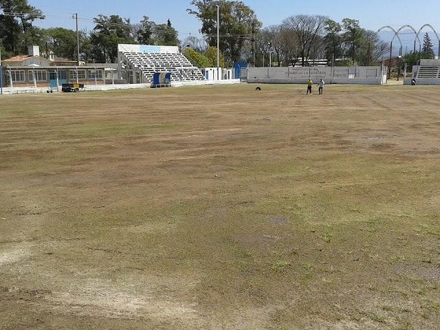 Estadio de Rosario de la Frontera tribuna1