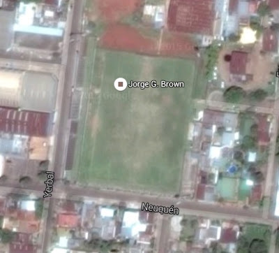 Jorge Gibson Brown google maps
