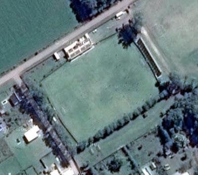 cancha de Once Tigres de 9 de Julio google map