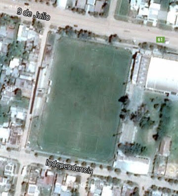 Estadio de Sanjustino de Santa Fe google map
