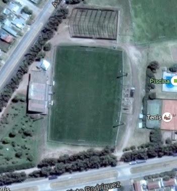 cancha de Sarmiento de Coronel Suarez google map