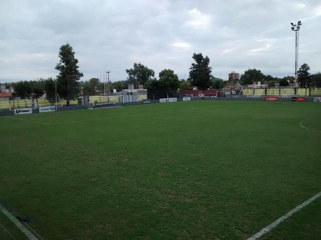 Estadio de Sarmiento de Leones arco
